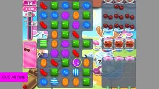 Candy Crush Saga Level 1082 No Boosters