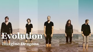 evolution of imagine dragons