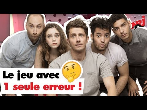 Guillaume raconte une nouvelle énigme avec 1 erreur ! - Guillaume Radio sur NRJ