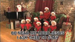 Away In A Manger - Christmas Carol - With Lyrics