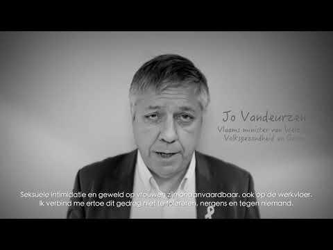 Witte Lintjesactie V&M met Jo Vandeurzen