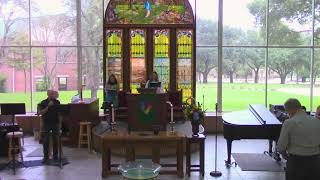 First Presbyterian Church of Rockwall Worship 08-15-2021
