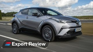 Toyota C-HR 2016 SUV review