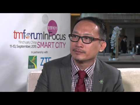 Dr See-Kiong Interview at Smart City InFocus 2015