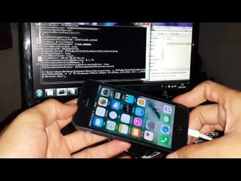Tutorial Restore iPhone Tanpa ITUNES