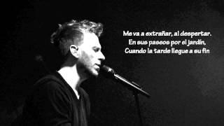 Me Va Extrañar - Noel Schajris CON LETRA