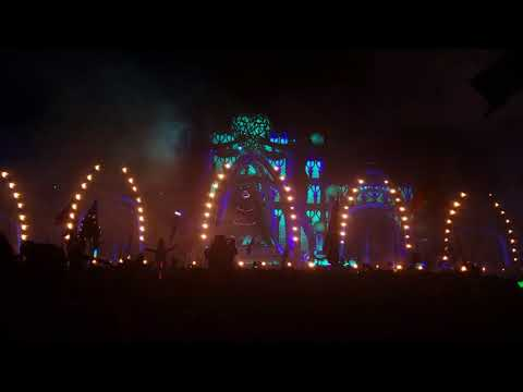 Seven Lions w Jason Ross play Oceans at EDC LV 2018