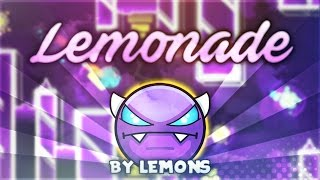 lemonade demon by lemons geometry dash 21 guitarherostyles