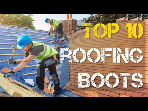 Top 10 Best Roofing Shoes