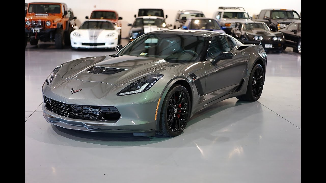 davis autosports 2015 corvette c7 z06 for sale 1k miles youtube. Black Bedroom Furniture Sets. Home Design Ideas