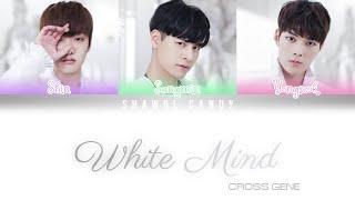 Cross Gene (크로스진) - White Mind Lyrics (Color Coded Lyrics En…