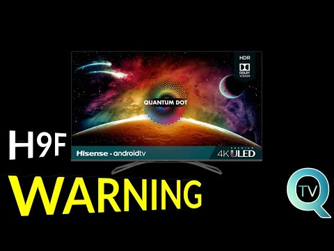 ⚠️Hisense H9F Firmware Update Review & Warning| Ep.686