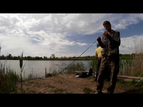 рыбалка в лозоватке видео