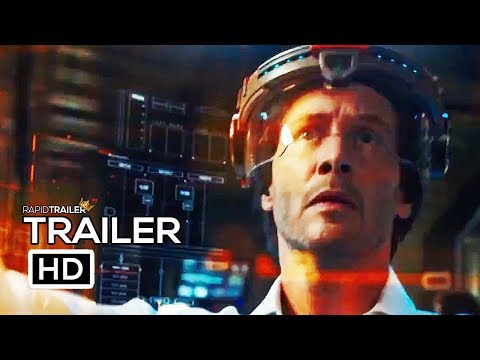 REPLICAS   2 2018 Keanu Reeves, Alice Eve SciFi Movie HD