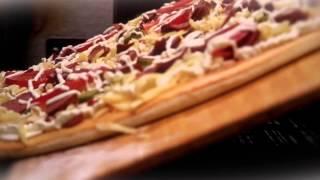 Как мы готовим пиццу — Мистер Бургер