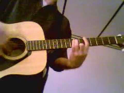 Jizz Da Pit – Slash's Snakepit Acoustic Cover