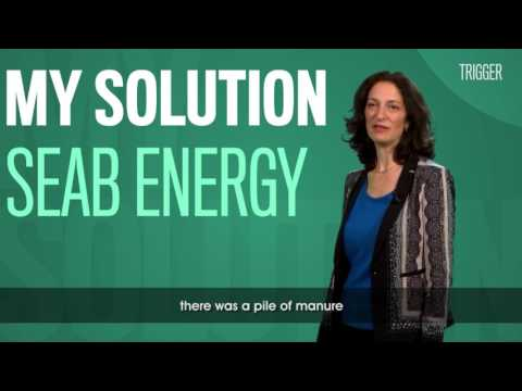 My Solution - SEaB Energy, creating energy from food waste