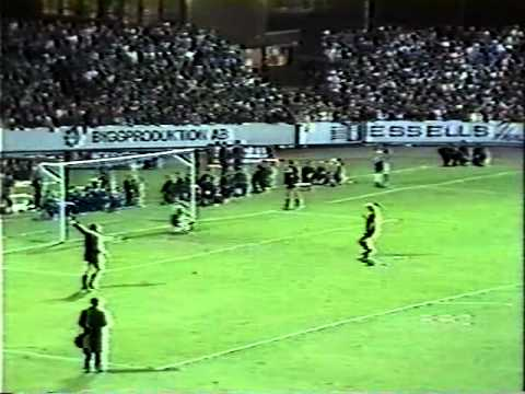UEFA Cup-1982/1983 IFK Norrkoping - AS Roma 1-0 (03.11.1982)
