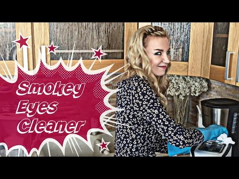 #45 Влог! Уборщица со Smokey Eyes и Ватная Палочка! Аня Жжёт! Балдеем Вместе!