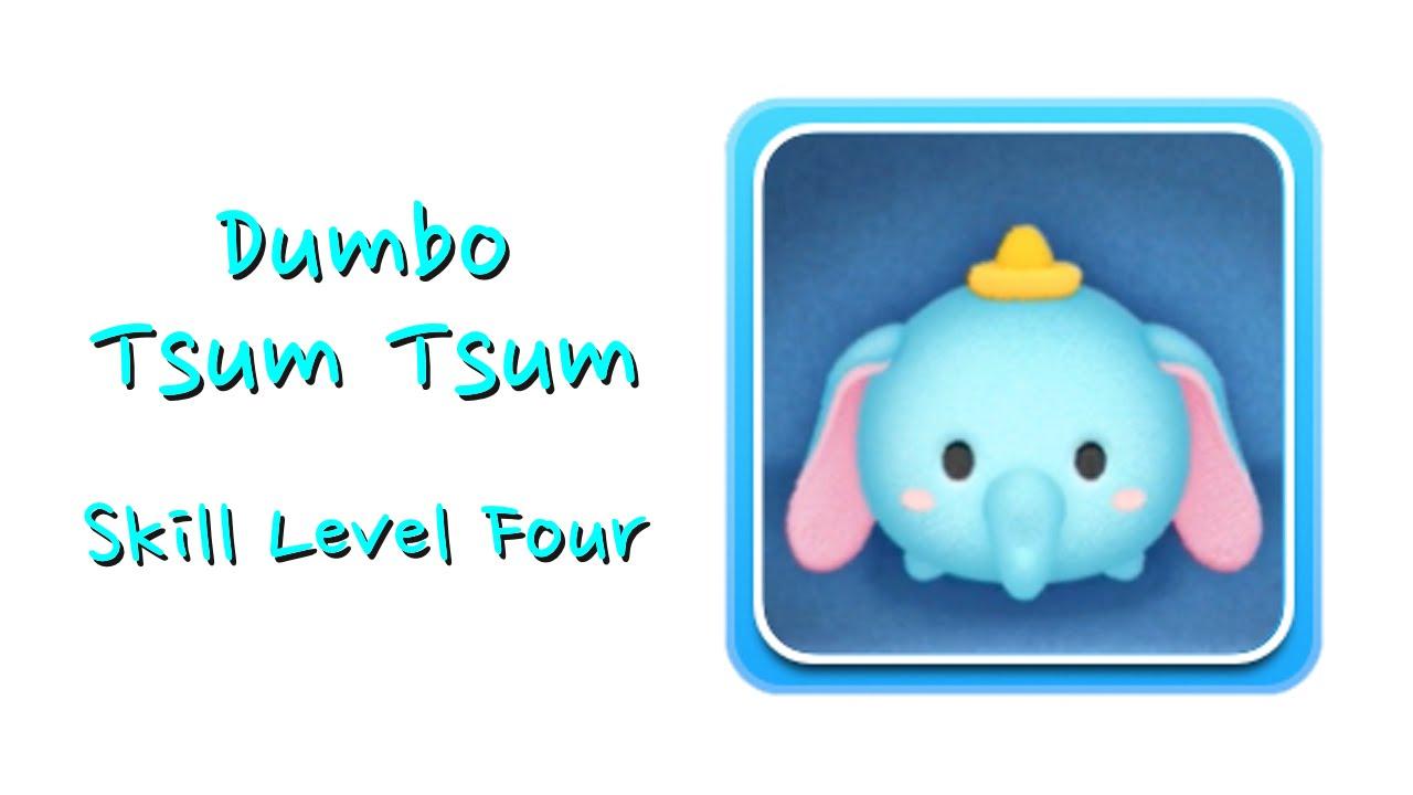 Disney Tsum Tsum Para Colorear Dumbo: Dumbo Tsum Tsum Skill Boom