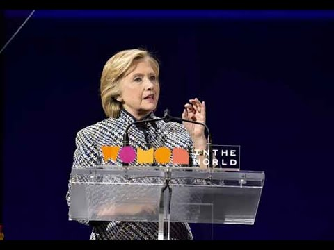 Hillary Clinton's keynote address at the 2015 Women in the W