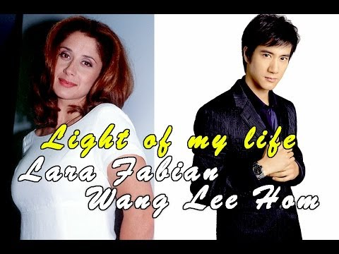 LARA FABIAN & WANG LEE HOM / LIGHT OF MY LIFE [Sub. Español & Clip Official]
