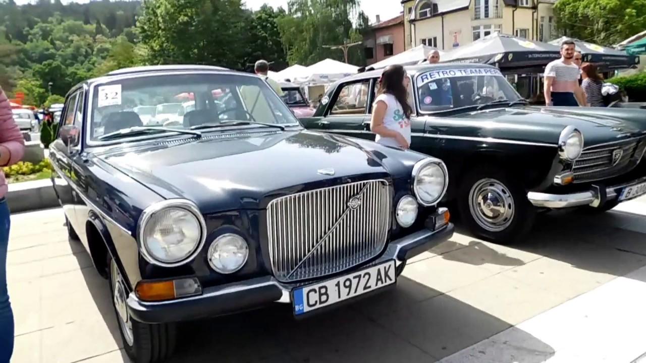 Old School Cars - Blagoevgrad 2017 - YouTube