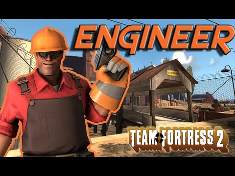 Team Fortress 2 - Engineer | CZ Let's Play - Gameplay