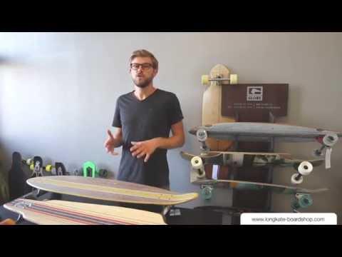 Les longboards Globe : Pinner, Prowler, Geminon