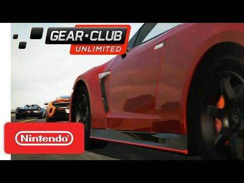 Gear.Club Unlimited - Nintendo Switch - Teaser Trailer