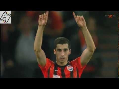H. Mkhitaryan's Double (FC Shakhtar) Vs FC Nordsjælland