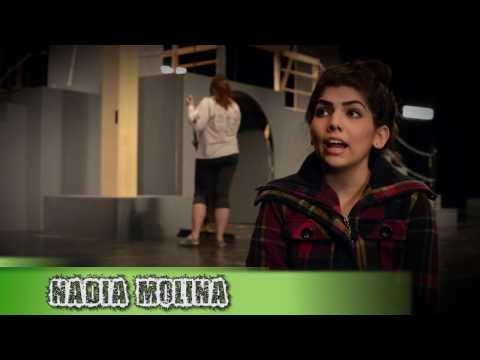 Young Frankenstein - Nadia Molina Interview