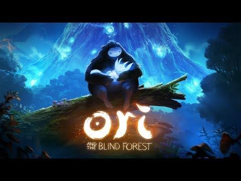 ДЕРЕВО ВОДЫ! #2 - ORI AND THE BLIND FOREST СТРИМ