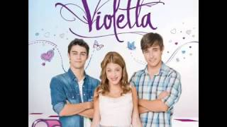 Repeat youtube video Violetta Cd Completo