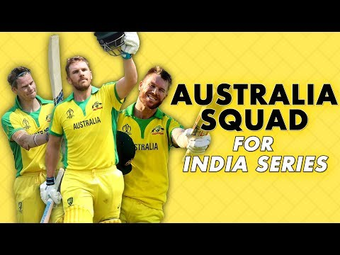Smith, Warner Headline Power-packed Australia Squad For India Series