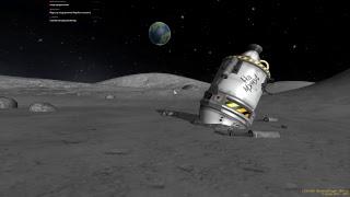 KSP. Обучение персонала. Полет на Муну. Научная станция (часть 8)
