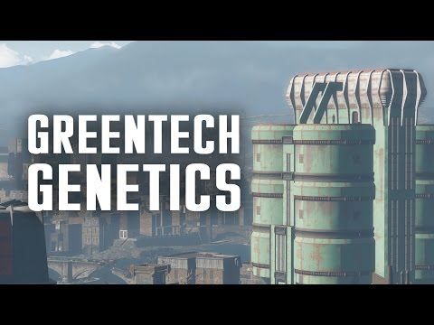 The Full Story of Greentech Genetics - Plus, the Hunter/Hunted Quest - Fallout 4 Lore