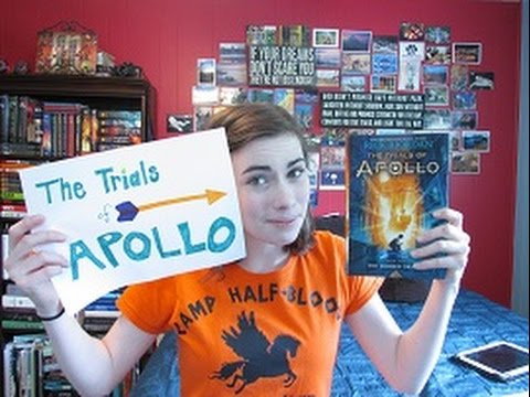 The Trials Of Apollo The Hidden Oracle Review - YouTube