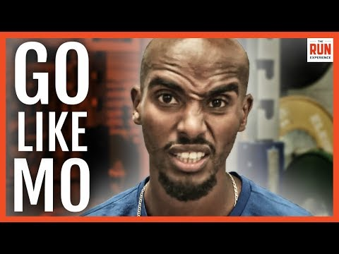 Mo Farah Weights and Strength Workout