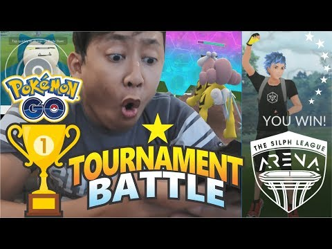 MINI TURNAMEN BATTLE POKEMON GO !!! 「Pokemon GO Indonesia」 thumbnail