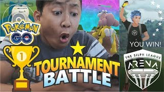 MINI TURNAMEN BATTLE POKEMON GO !!! 「Pokemon GO Indonesia」