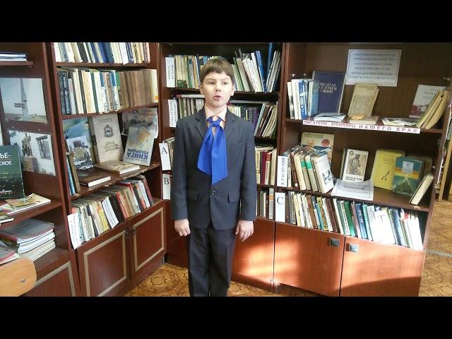 Изображение предпросмотра прочтения – МихаилКраснопеев читает произведение «Зима недаром злится» Ф.И.Тютчева