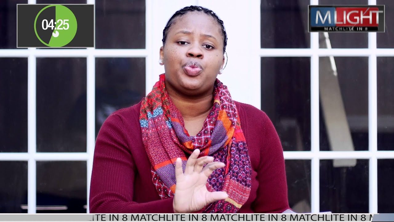 """Matchlite In 8 """"Trusting The Lord with Your Second""""  S2 episode 7"""