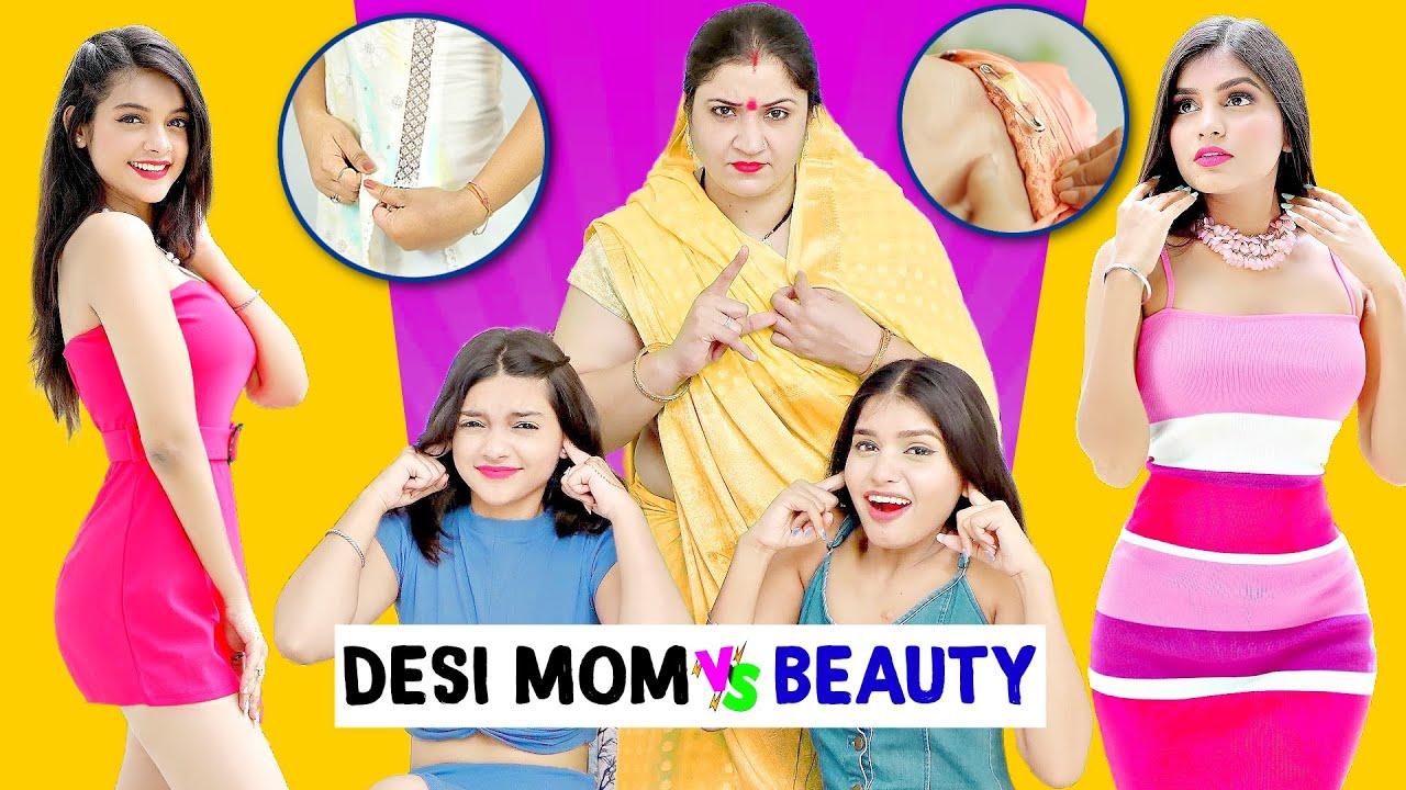 Desi Mom & Beauty- Teacher's Day Special | Anaysa