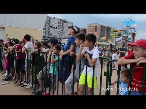 Впервые в Дагестане  состоялся фестиваль мороженого