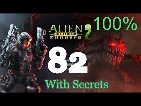 Alien Shooter 2 The Legend - Mission 82 With Secrets |