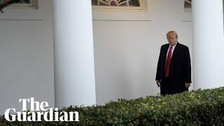 House of Representatives vote on Trump impeachment – watch live