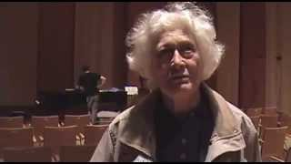 A Dalcroze Eurhythmics demonstration at the San Francisco Conservatory