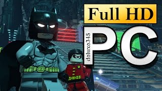LEGO Batman 3: Beyond Gotham Gameplay (PC HD)