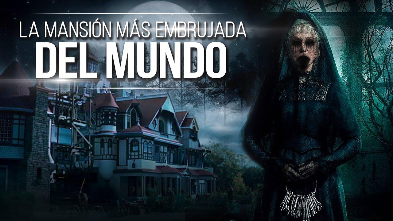 ¡Esta es la mansión más embrujada del mundo!
